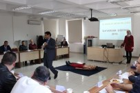 İŞ GÜVENLİĞİ KANUNU - Niğde Belediyesi Personeline İlk Yardım Eğitimi Verildi