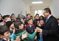 Öğrencilerden Başkan Tiryaki'ye Yoğun İlgi