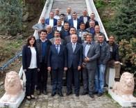 TAYTAN - Salihli'de Yolcu Ve Yük Taşımacılığı Sorunları Masaya Yatırıldı