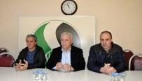 SELAHATTİN AYDIN - Selahattin Aydın Açıklaması 'Sakaryaspor Kalan 12 Maçın Üstesinden Gelecektir'
