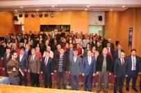 KAZLıÇEŞME - Zeydef'ten Teröre Karşı Birlik Ve Beraberlik Çağrısı
