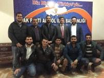 RAMAZAN GÜL - AK Parti İlçe Gençlik Kolları Toplantısı Acıgöl'de Yapıldı