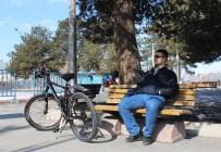 SIBIRYA - Erzurumlular Şubat Ayındaki Sıcağın Keyfini Çıkardı