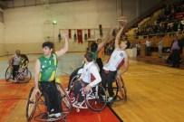 ALI ASKER - Garanti Tekerlekli Sandalye Basketbol Süper Ligi