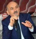 SAVAŞ VE BARıŞ - Sağlık Bakanı Mehmet Müezzinoğlu Açıklaması