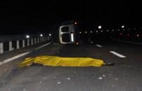 Seydişehir'de Trafik Kazası Açıklaması 1 Ölü, 3 Yaralı