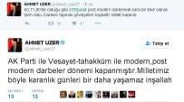 BATı ÇALıŞMA GRUBU - AK Partili Gaziantep Milletvekili Ahmet Uzer Açıklaması