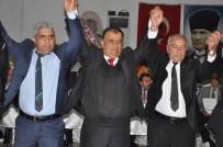 YAŞAR KıLıÇ - Antalya Semt Pazarcılar Odası'nın Yeni Başkanı İsmail Öz Oldu