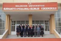 Burhaniye'de Akademik Kurul Toplantısı