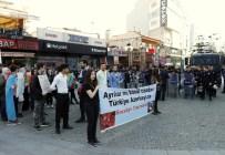 KAZIM ÖZALP - Hocalı Katliamında Hayatını Kaybedenleri Andılar