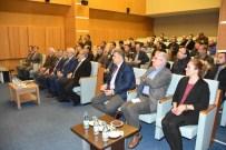 ABDURRAHIM ARSLAN - Vali Bektaş Açıklaması'istiyorum Ki Kalıp Deyince Manisa Akla Gelsin'