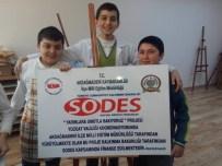 EBRU SANATı - Akdağmadeni İlçe Milli Eğitimin Sodes Projesi Devam Ediyor