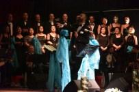 NIHAVEND - Asev Tsm Korosu 'Ödüllü Şarkılar'ı Seslendirdi