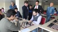 Burhaniye'de Hafta Sonu Satranç Okulu Açıldı
