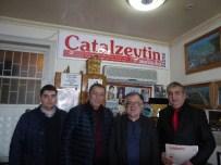 Bursa Federasyonundan Yerel Basına Ziyaret