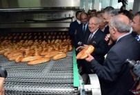 İSMAİL TEPEBAĞLI - Halk Ekmek Fabrikası Hizmete Girdi