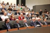 CENGIZ YıLMAZ - Hollanda'da 'Yükseköğretimde Liderlik Ve 3. Nesil Üniversiteler' Forumu
