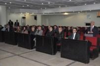 MUHARREM COŞKUN - Katı Atık Bilgilendirme Toplantısı Yapıldı