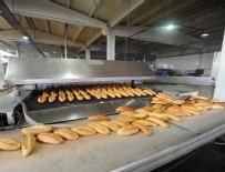 ANKARA HALK EKMEK FABRİKASI - Ankara Halk Ekmek indirim yaptı