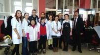 GÜZELLİK UZMANI - Baksan Çıraklık Eğitim Merkezi'nde 1. Kalfalık Sınavları Düzenlendi
