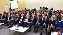 HALIM METE - Başkan Hiçyılmaz, AB Bilgi Merkezleri Ağı'nın Desteklenmesi Projesi Yeni Dönem Açılış Toplantısına Katıldı