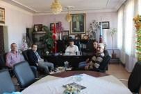Emet Bor İşletme Müdürü Arslan'dan Sendika Başkanı Yeşilyurt'a Ziyaret