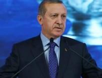 IMF - Erdoğan IMF'yi sert eleştirdi, alkış tufanı koptu