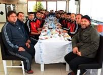 MUSTAFA ZENGİN - Lapsekispor Kulübü Olağan Genel Kurulu Yapıldı