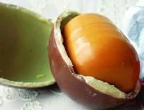 TOULOUSE - Sürpriz yumurta çocuğun canına mal oldu
