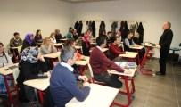 RAMAZAN AKSOY - Bilgi Evi Eğitmenlerine Değerler Eğitimi Verildi