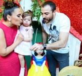 PAMUK PRENSES VE 7 CÜCELER - Demet Akalın'dan Kızı Hira'ya Doğum Günü Partisi