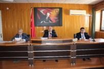 İNLICE - İl Genel Meclis Üyeleri SYDV Mütevelli Heyetine Üye Seçti