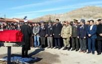 AKÇAKıŞLA - Kıbrıs Gazisi Son Yolculuğuna Uğurlandı