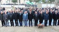 Rüstempaşa Bedesteni Çevre Ve Meydan Düzenlenmesi Temel Atma Töreni
