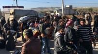 HIZBULLAH - Sınıra Büyük Göç Dalgası