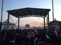 HIZBULLAH - Sınıra Dayanan Suriyelilere Yardım Eli Uzatıldı