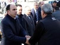 NÜFUS SAYIMI - Başkan Altay, Şehy Şamil Mahallesi Sakinleriyle Buluştu