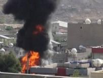 YANGIN FACİASI - Cizre'de yangın: 9 ölü, 25 yaralı