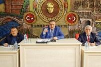 YEŞILBÜK - Gümüşhane İl Genel Meclisi'nin Şubat Ayı Toplantıları Sona Erdi