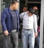 TREN RAYLARı - Kablo Hırsızlığına Tutuklama