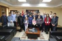 ŞEHİT AİLELERİ - Şehit Ve Gazi Çocukları Şanlıurfa'yı Gezdi