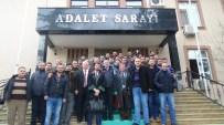 MÜNECCIM - Şişe-Cam Çalışanlarının Mahkemesi Yine Ertelendi