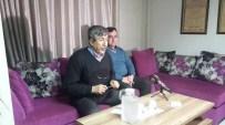 MEHMET AKIF OKUR - Türk Ocağı Sohbetlerine Doç. Dr. Mehmet Akif Okur Konuk Oldu
