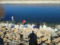 Yalıhüyük'te Balık Tutma Yarışması