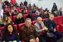 MUSTAFA DINÇ - Kızılay Derneği İl Başkanı Nihat Aygün Güven Tazeledi