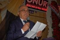 MAHMUT ŞAFAK - Manavgat Esnaf Kefalet Kooperatifi Türkiye'nin 2. Büyük Kooperatifi