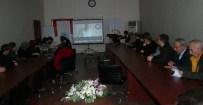 FETHI ÖZDEMIR - Su Ürünleri Araştırma Enstitüsü Müdürlüğü'de 'Kbrn' Eğitimi Verildi