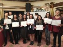 KARAHISAR - TED'li Öğrenciler TÜBİTAK Biyoloji Olimpiyatları Bilim Kampına Katıldı