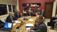 NILGÜN MARMARA - Teski Yönetim Kurulu Toplantısı