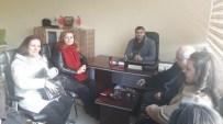 CHP'li Köksal İlçe Ziyaretlerini Sürdürüyor